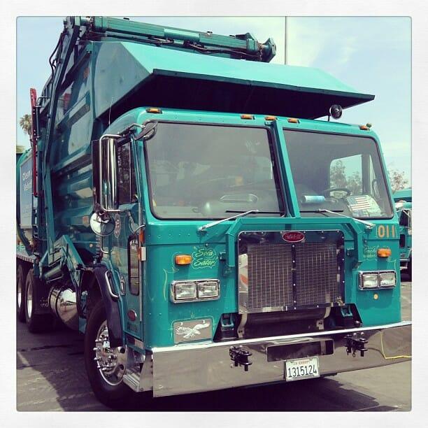 Trash Trucks – LA Sanitation Department's Open House