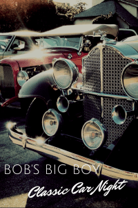 Classic Car Night at Bobs Big Boy