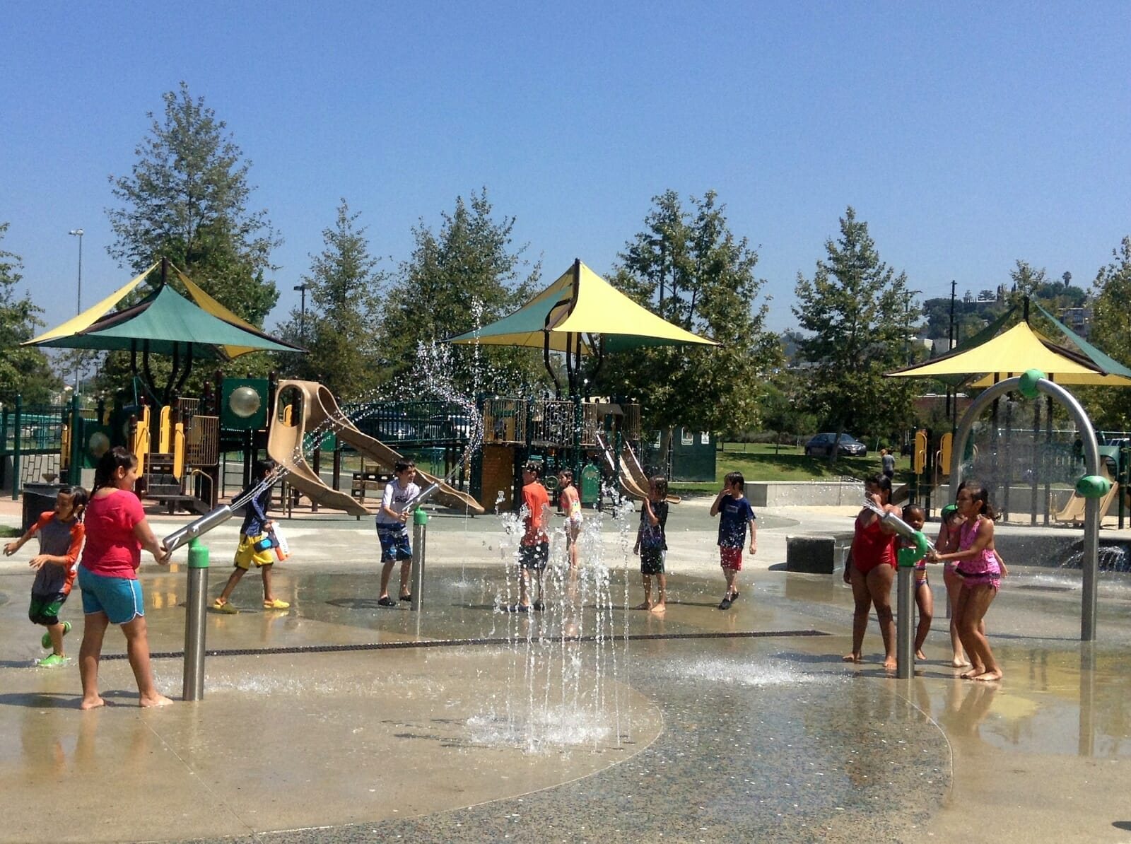 Free Splash Pads On The East Side