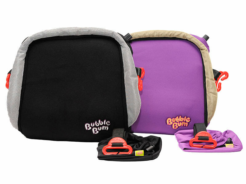 Travel Gear Review: BubbleBum Inflatable Booster Seat