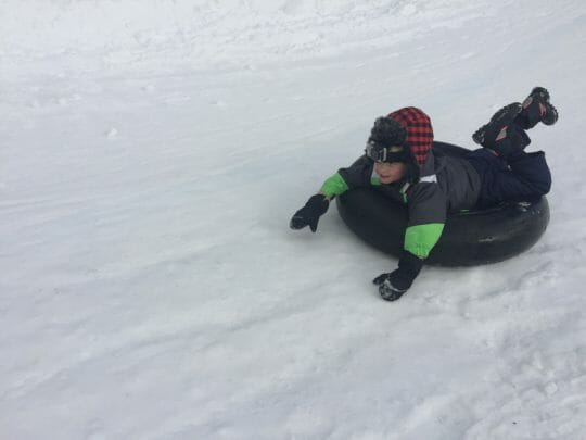 Best Place to Play in the Snow Near Los Angeles