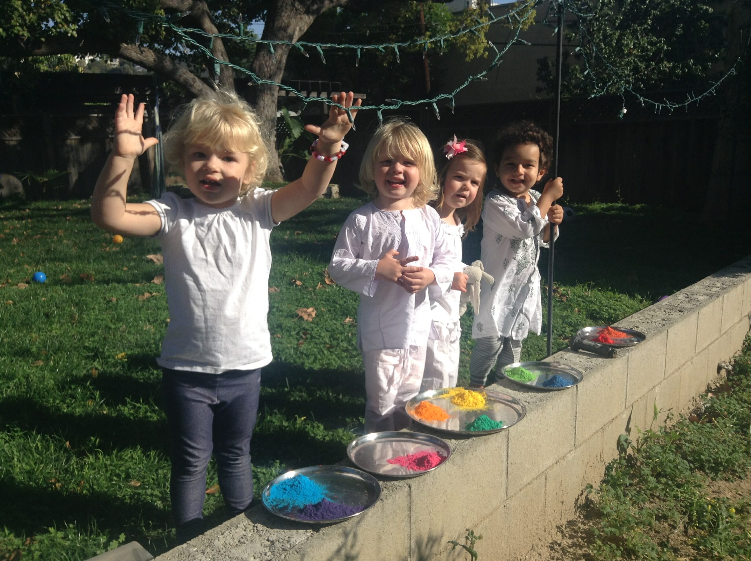 Celebrating Holi With Kids At Home