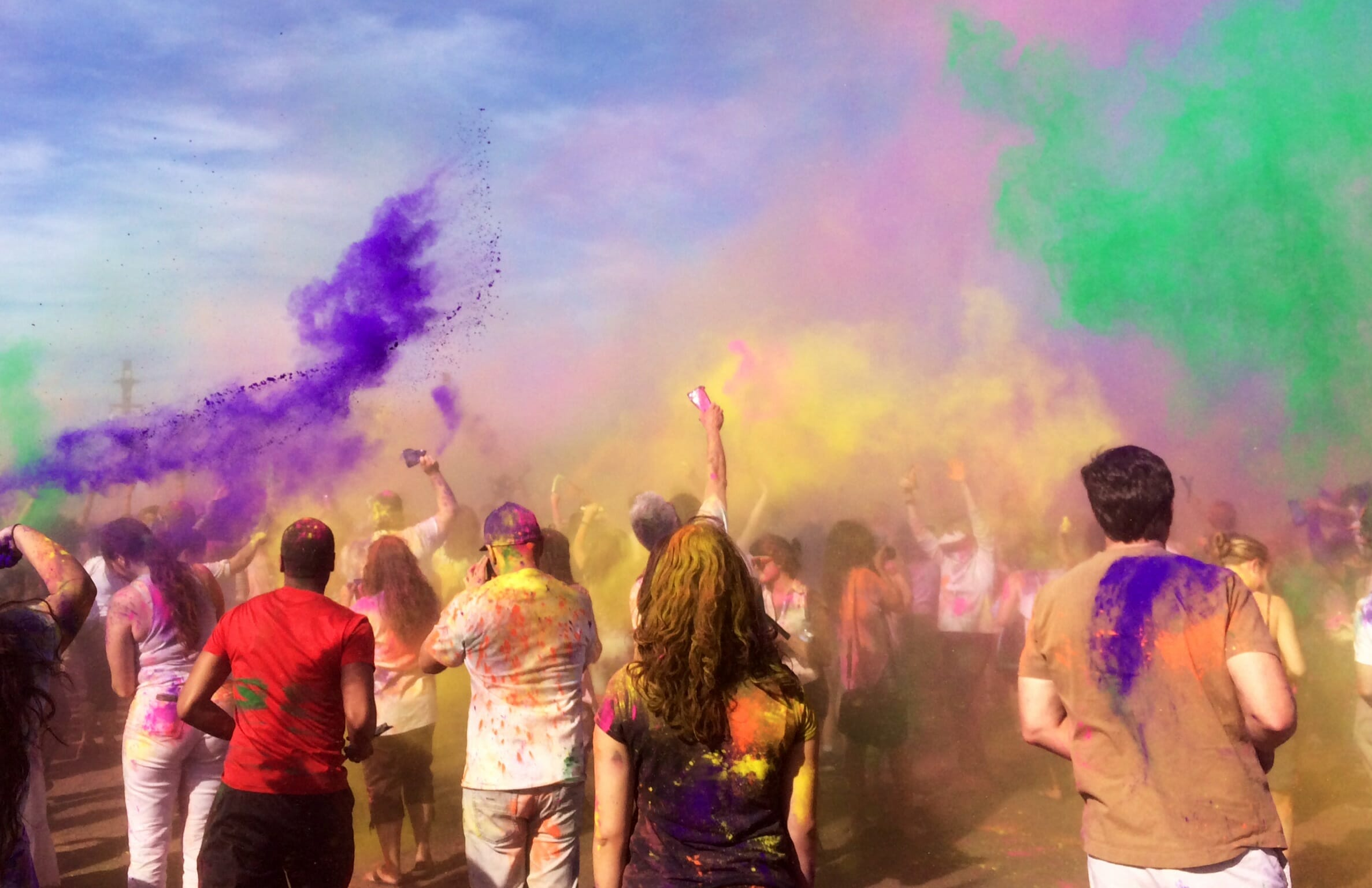 Celebrating Holi – The Festival Of Colors In Los Angeles