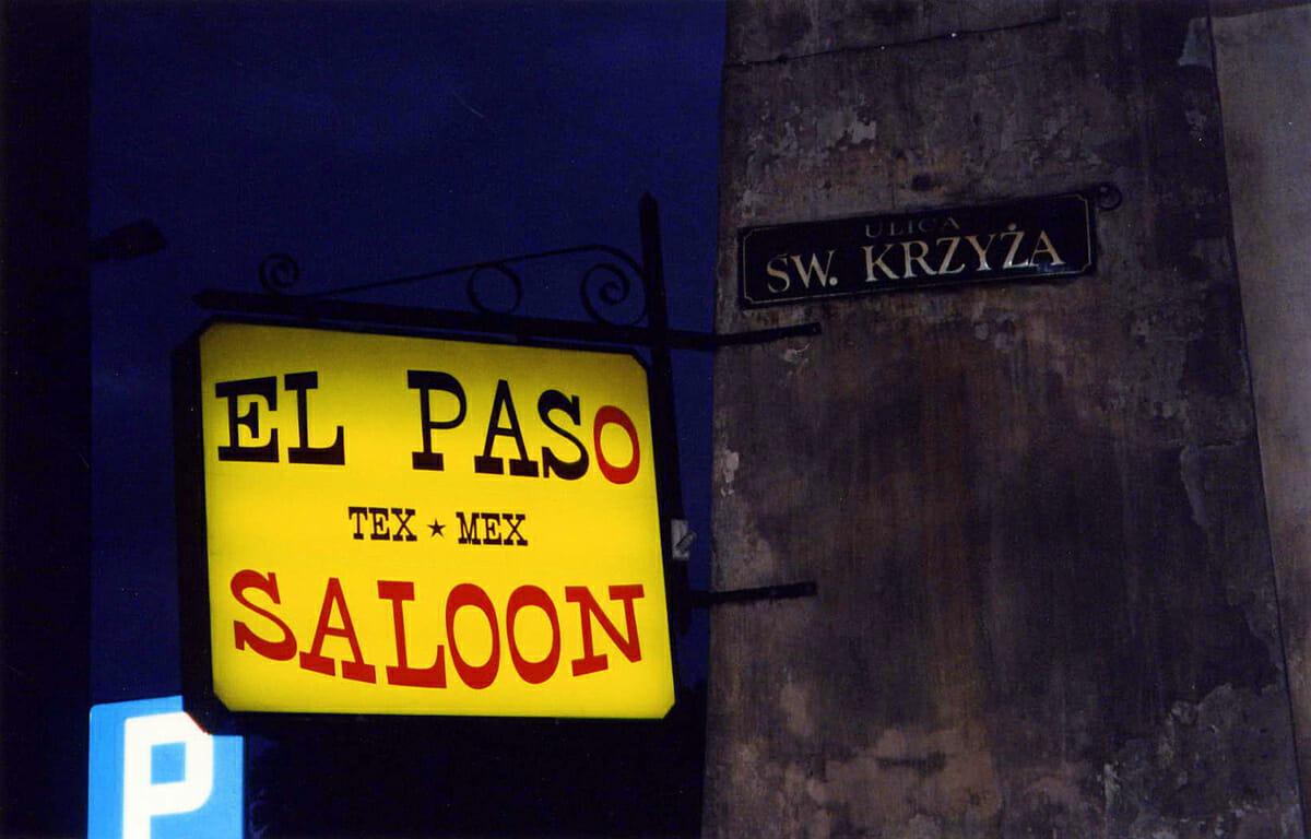 Travel Memories: Queso