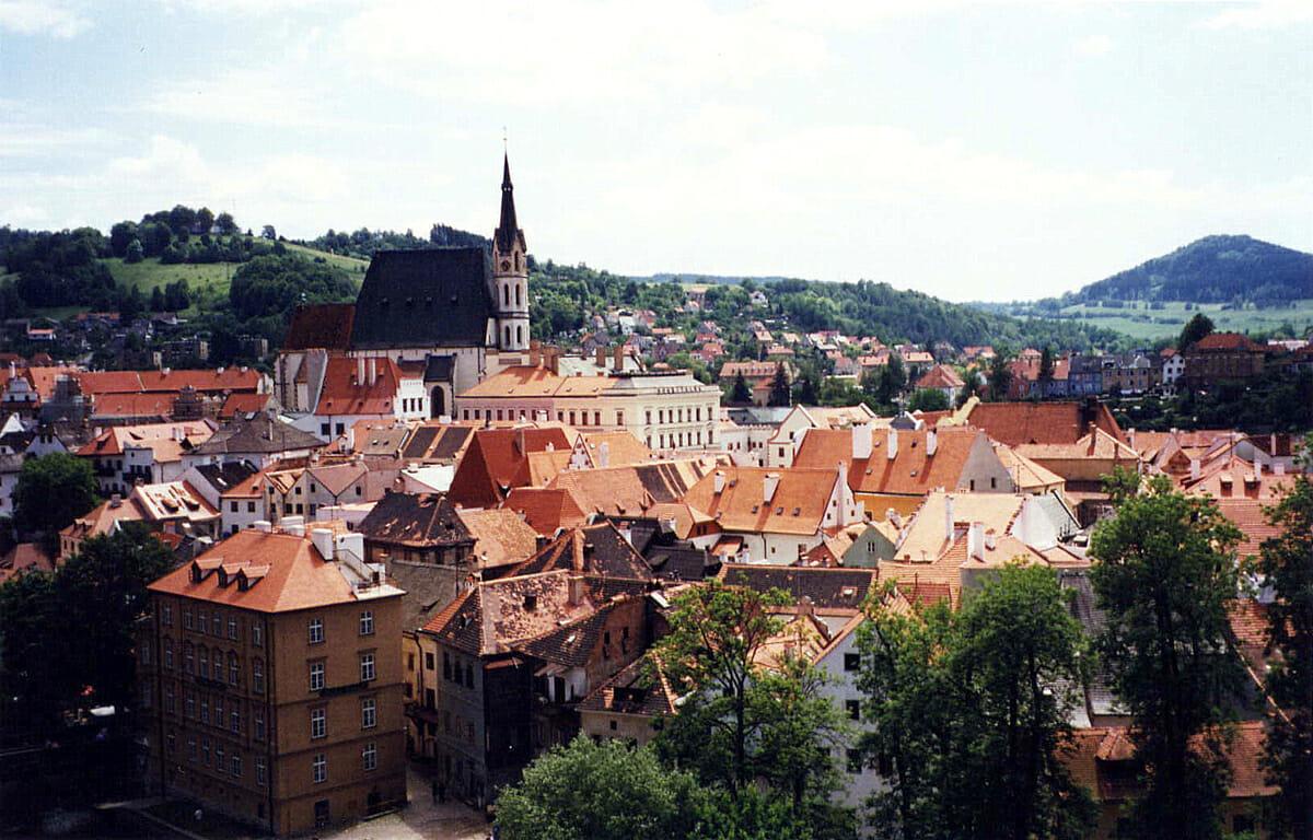 Travel Memories: Cesky Krumlov