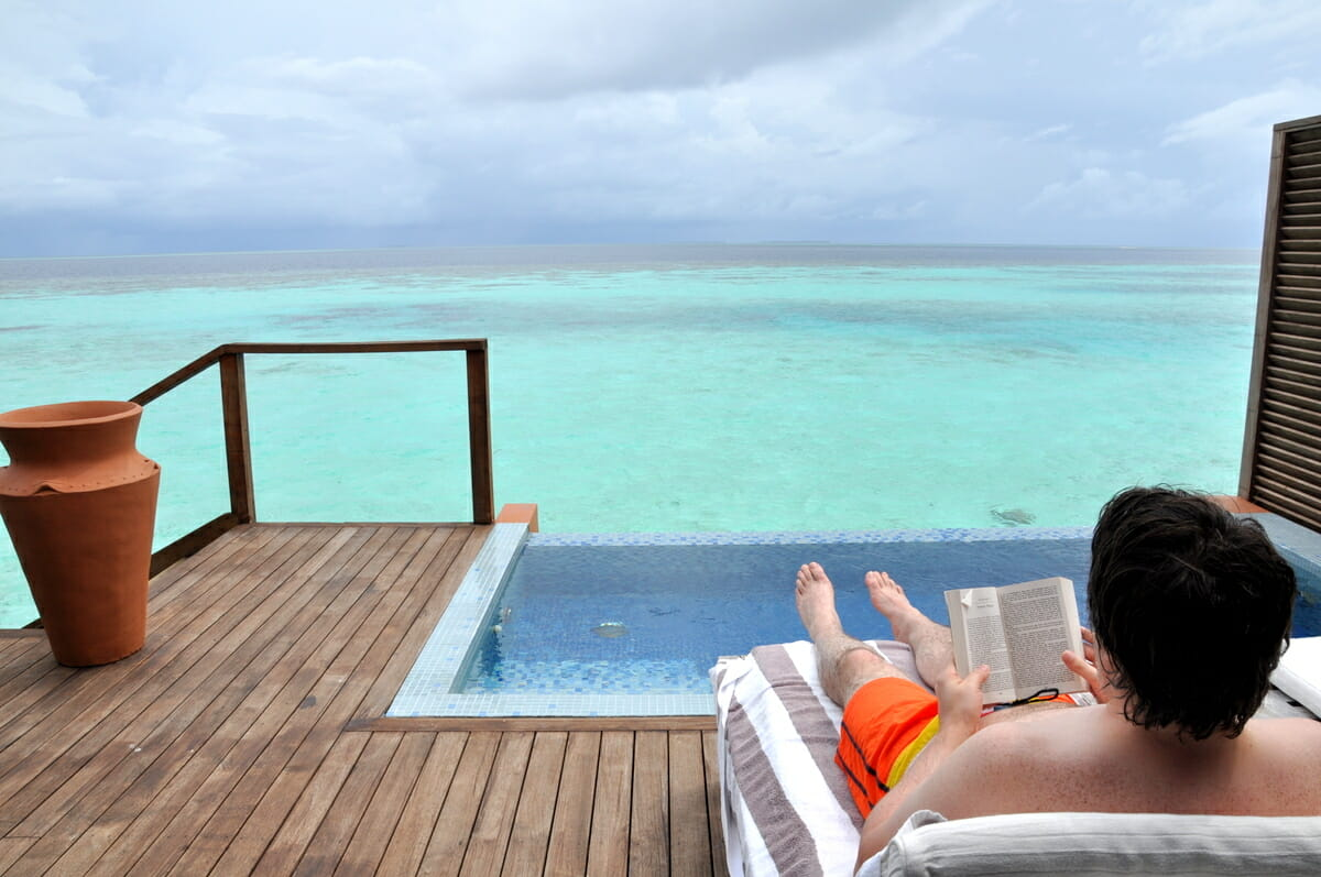 Lily Beach Resort & Spa Maldives