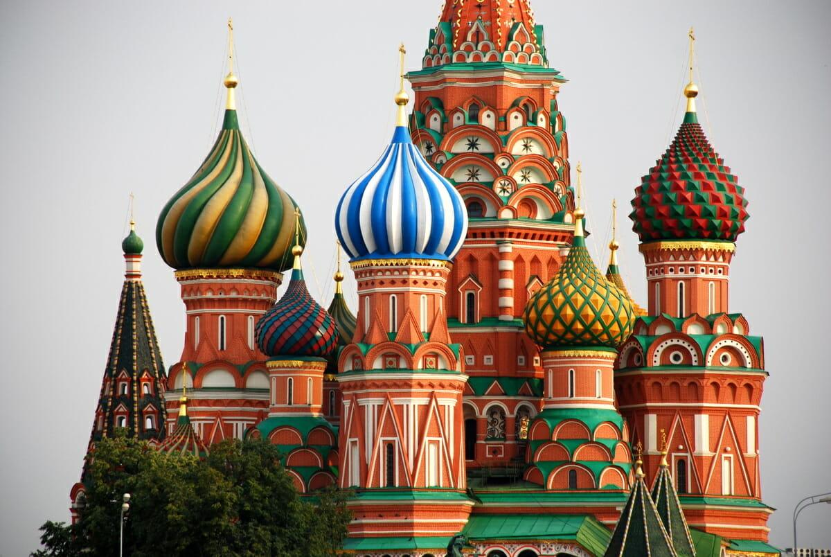 Travel Memories: Red Square