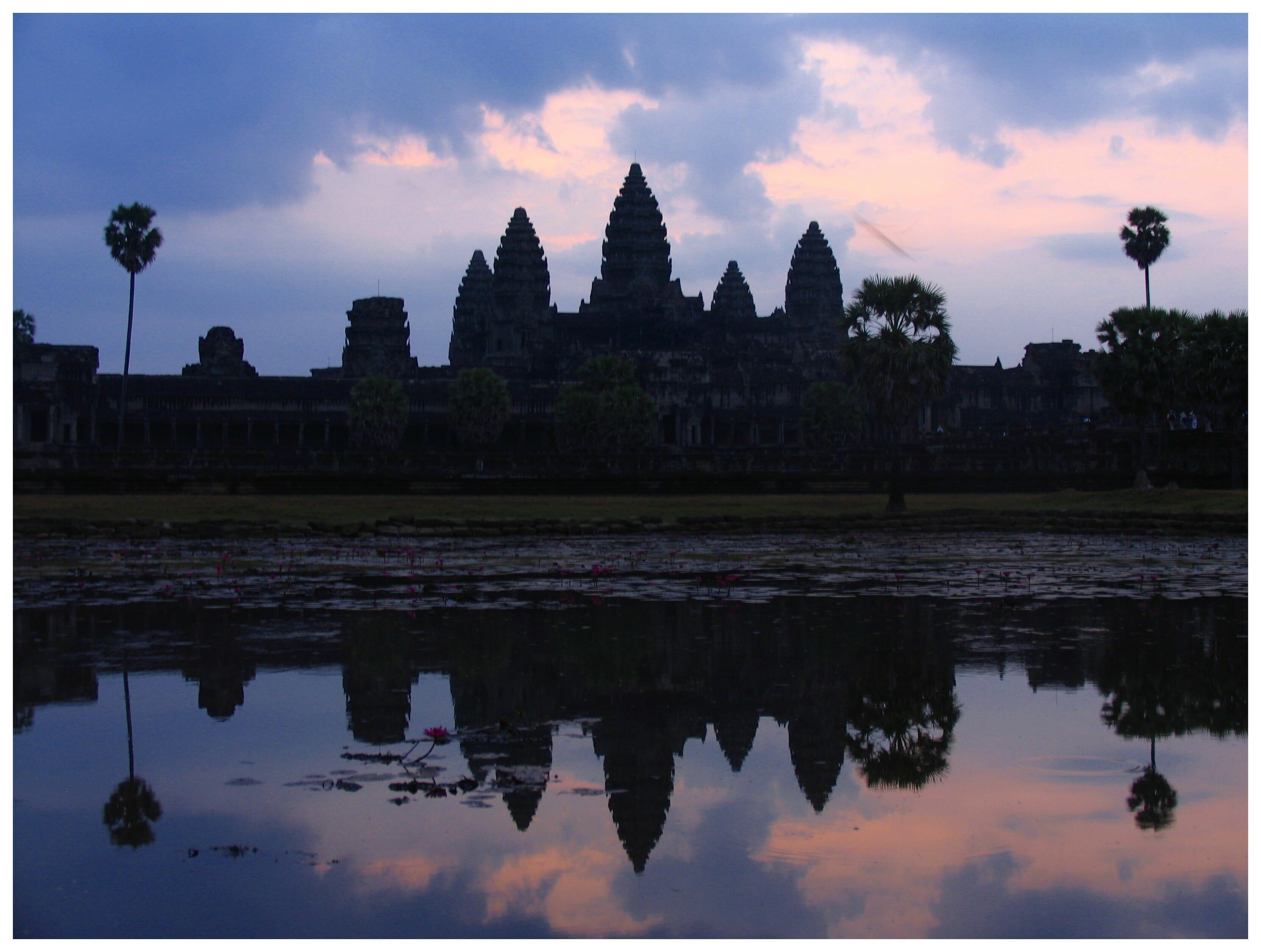 Travel Memories: Angkor Wat