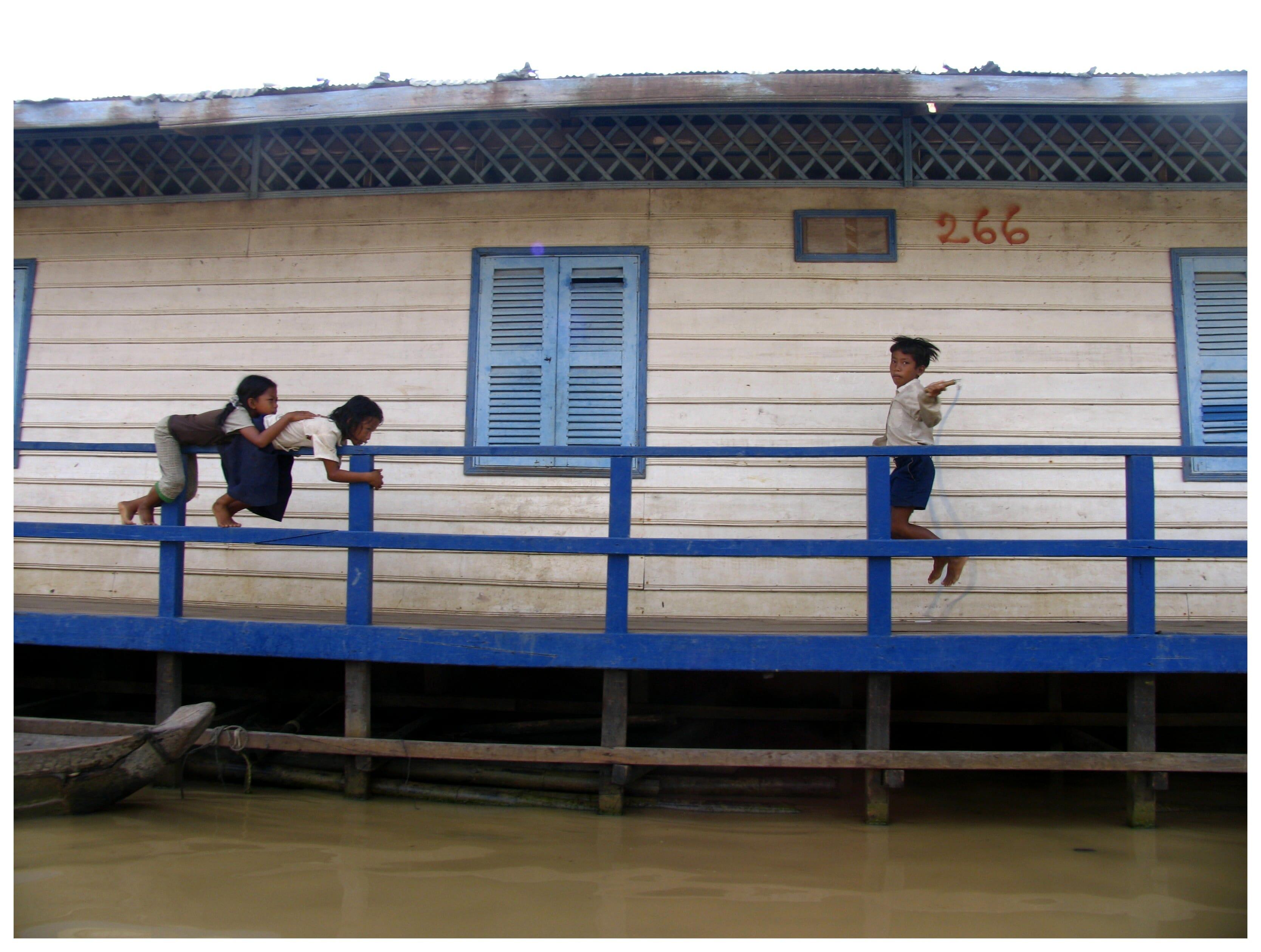 Travel Memories: Tonle Sap