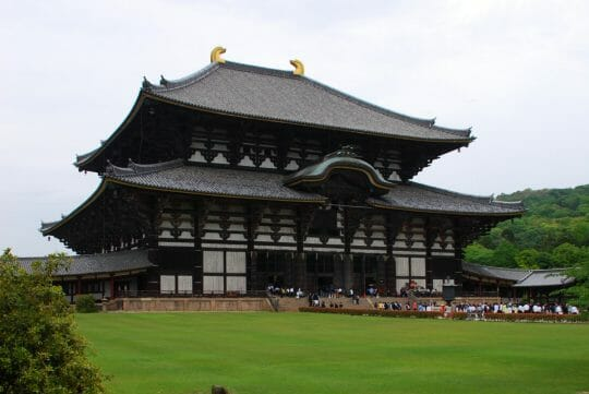 Todai-ji, Nara - Japan Itinerary
