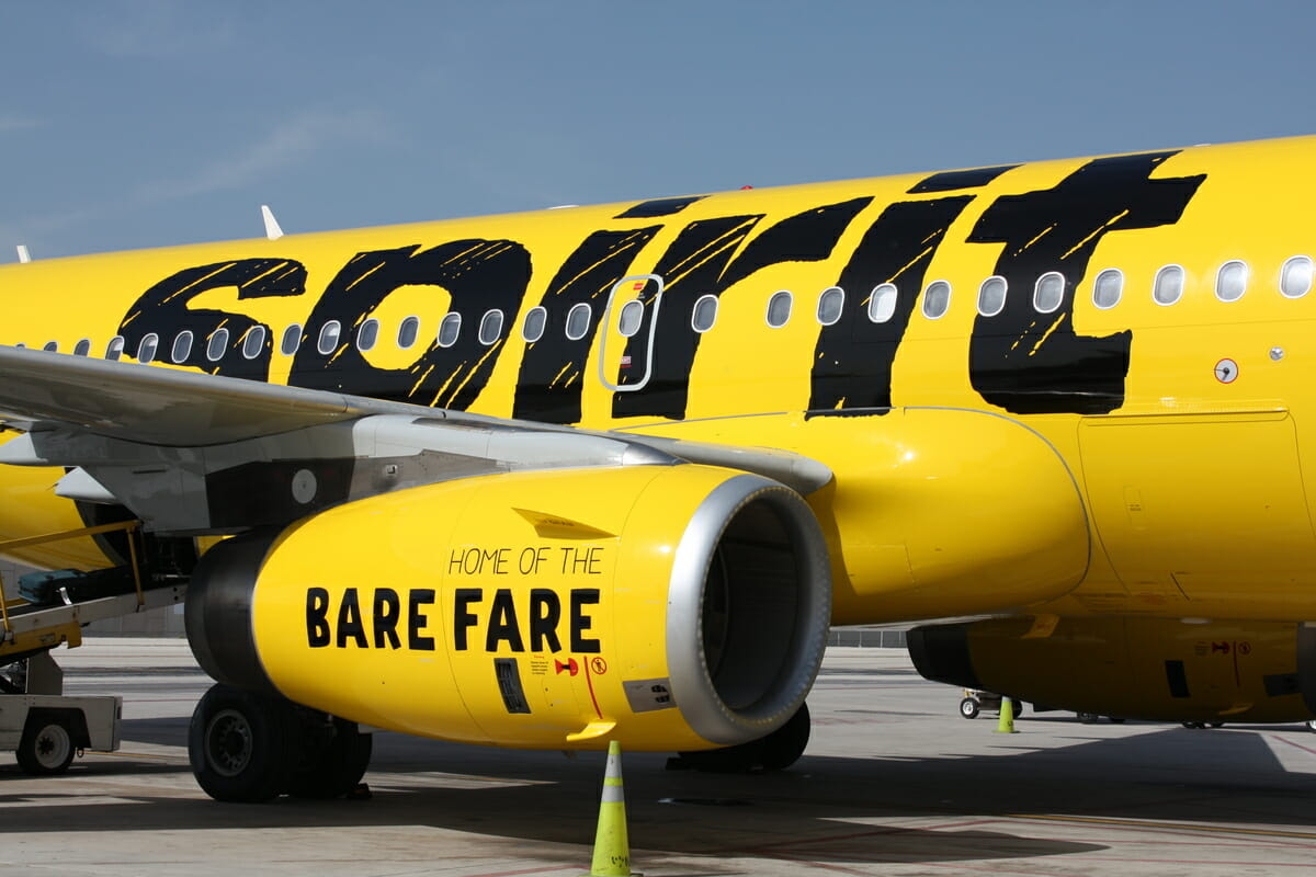 How To Fly With Spirit Airlines