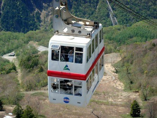 Shin-Hotaka Ropeway - Japan Itinerary