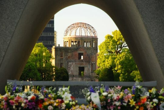 Peace Park, Hiroshima - Japan Itinerary