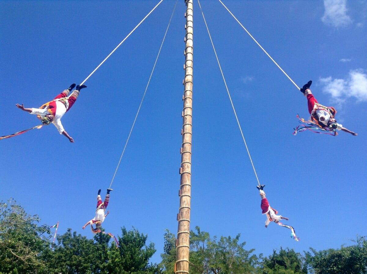 Family Fun At Xcaret In The Riviera Maya