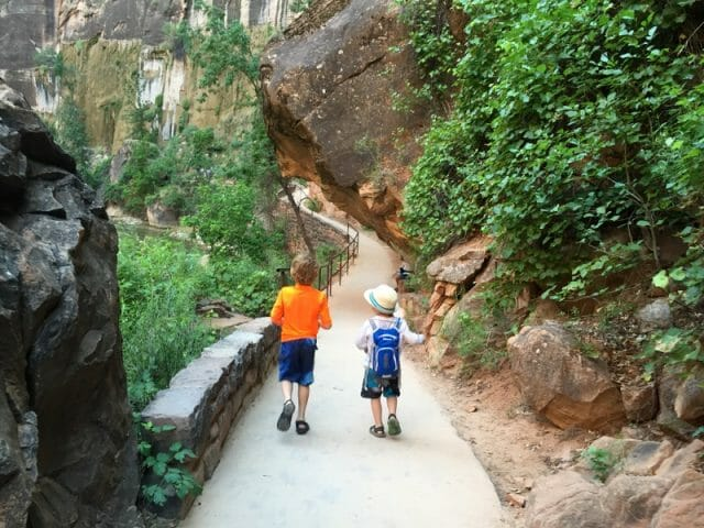 Exploring Zion National Park