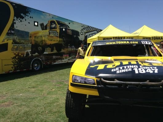 Touch a truck, Thousand Oaks