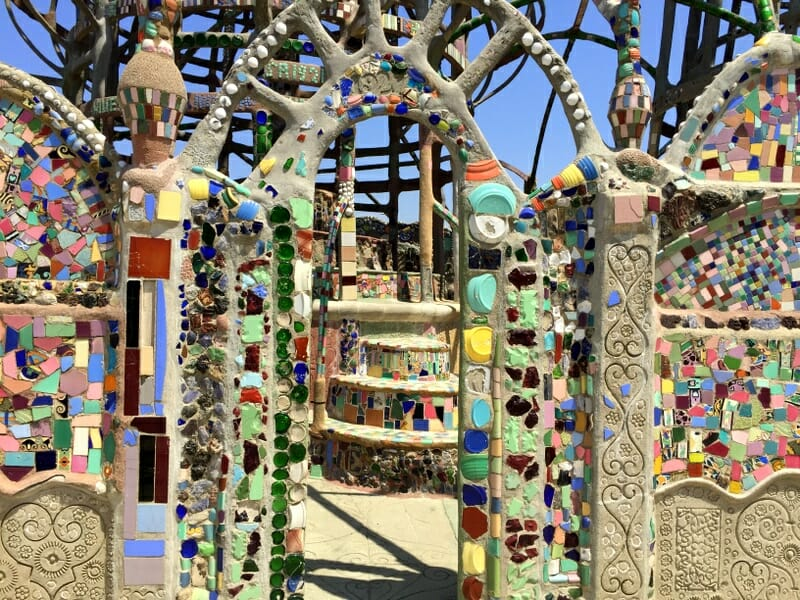 Inspire Your Inner Artist At Watts Towers