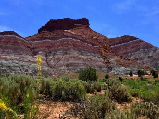 Paria Mountains - Arizona and Utah Grand Canyon Road Trip