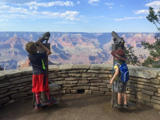 Tips on Traveling with Other Families
