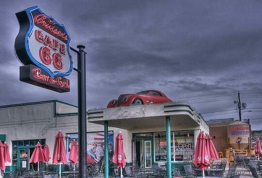 Williams, AZ Route 66