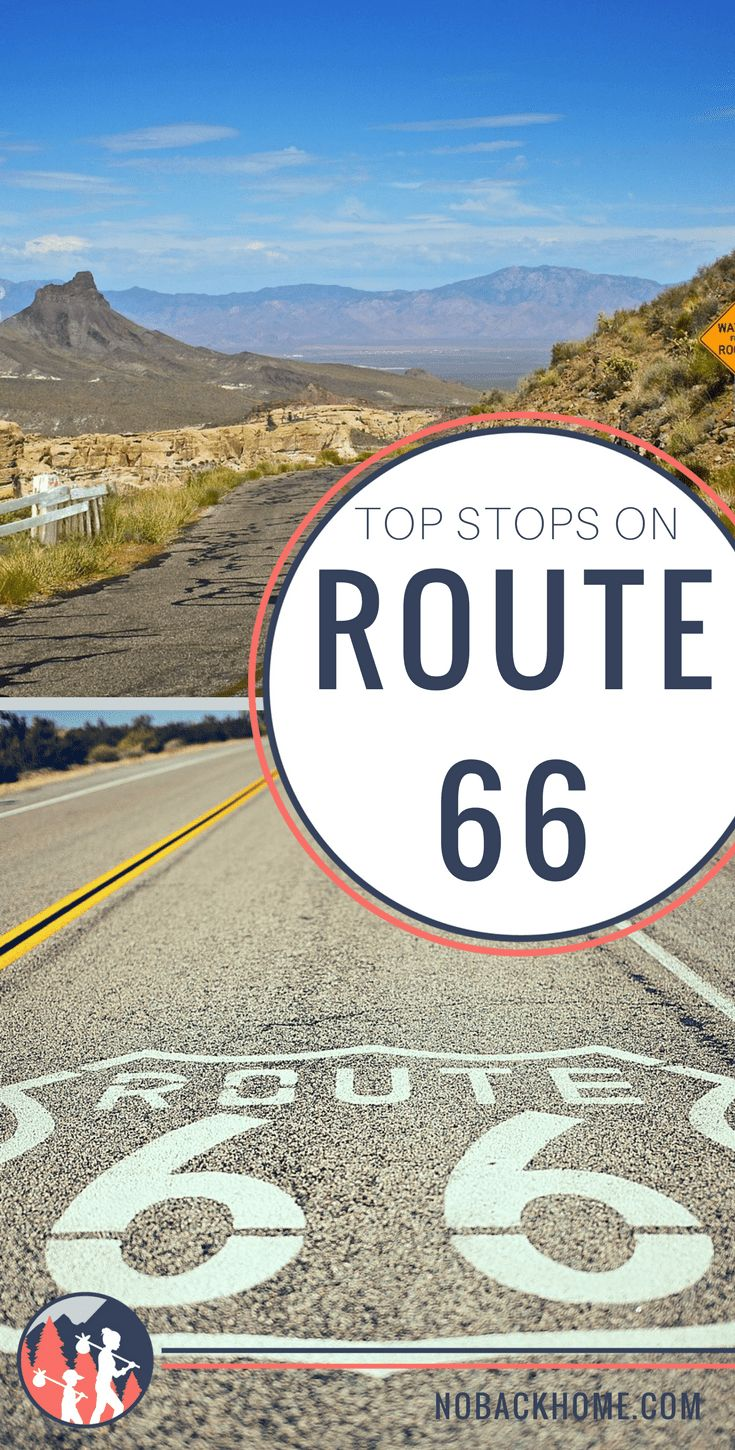 Top stops on Route 66 from Los Angeles to the Grand Canyon