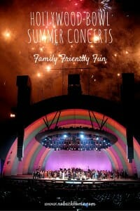 Hollywood Bowl Summer Concerts: Family Friendly Fun