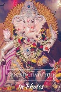 Celebrating Ganesh Chaturthi in Mumbai: In Photos