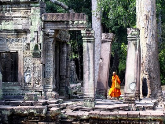 Cambodia in Photos: Angkor Wat