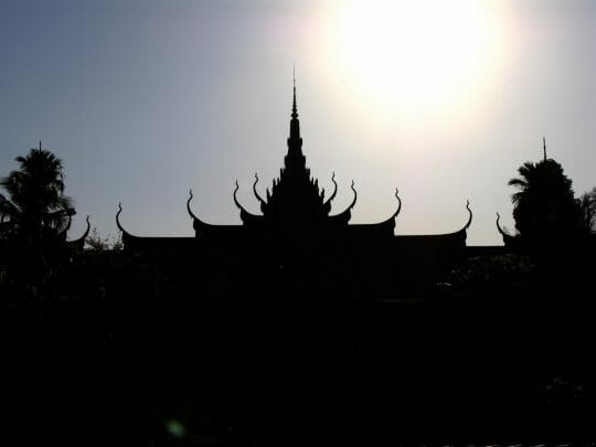 Royal Palace - Cambodia in Photos