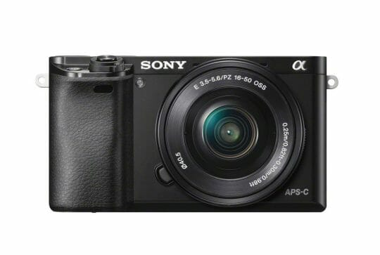Sony Mirrorless Camera - Travel Essential