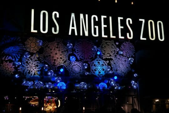 LA Zoo Lights - Los Angeles Holiday Activities & Events