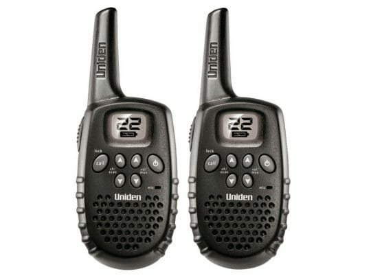Uniden Walkie Talkies - Gift Guide for Outdoor Kids