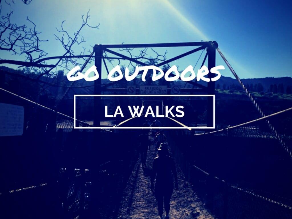 Go Outdoors With LA Walks