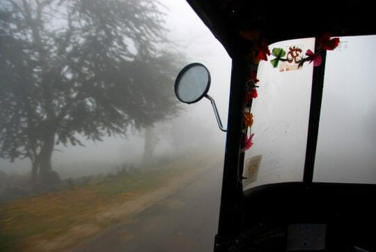 Tips on surviving the rickshaw run