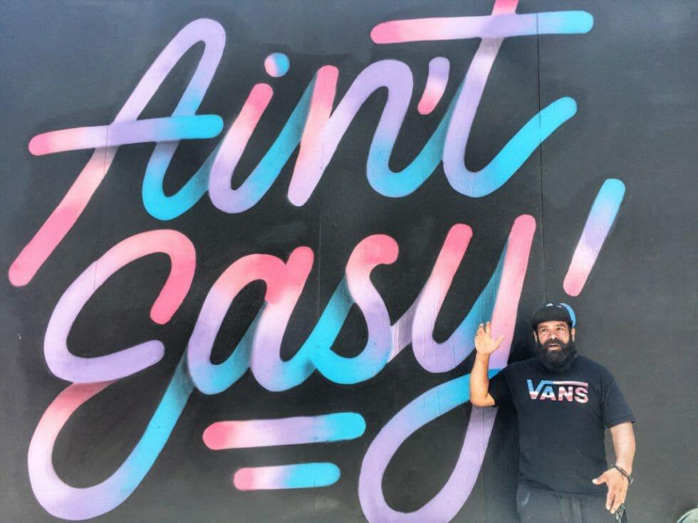 Graffiti art tour in Los Angeles