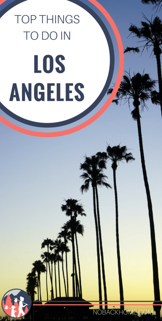 Top things to do in Los Angeles with or without kids in tow.