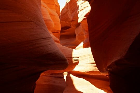 year in review: antelope canyon