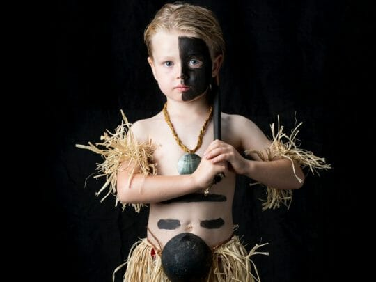 Year in Review: Fiji halloween costume
