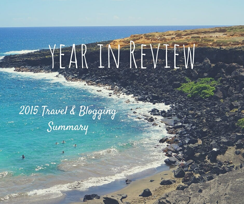 Year In Review   2015 Summary