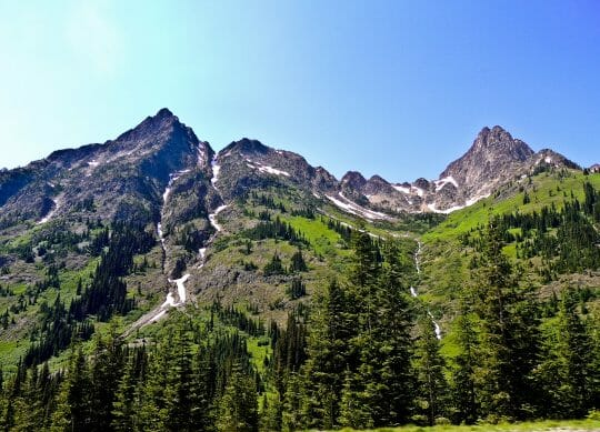 Best National Parks for Families: North Cascades National Park