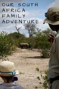 Our South Africa family Adventure - recap!