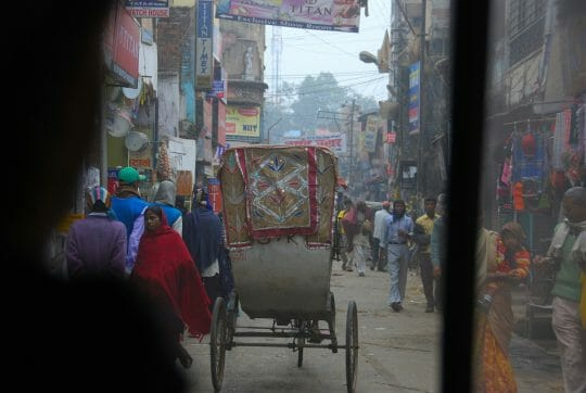 Rickshaw Run FAQs