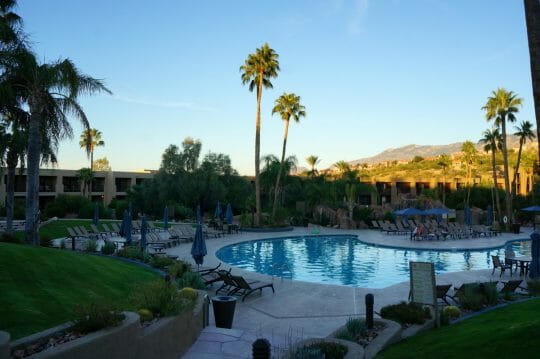 Where to Stay in Tucson - Hilton El Conquistador
