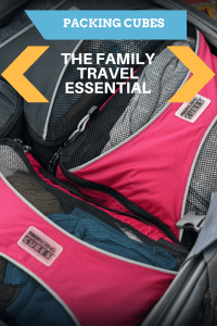 ProPacking Cubes: The Family Travel Essential