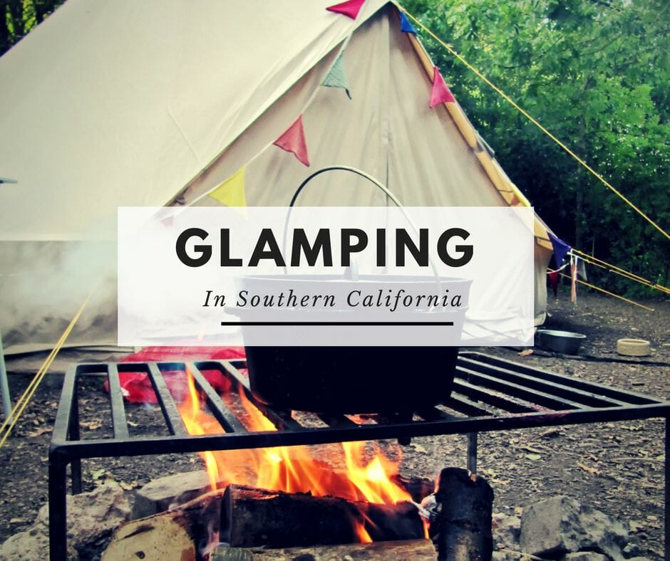 Glamping In California >> Glamping In Southern California No Back Home