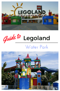 Overview of Legoland Water Park in California