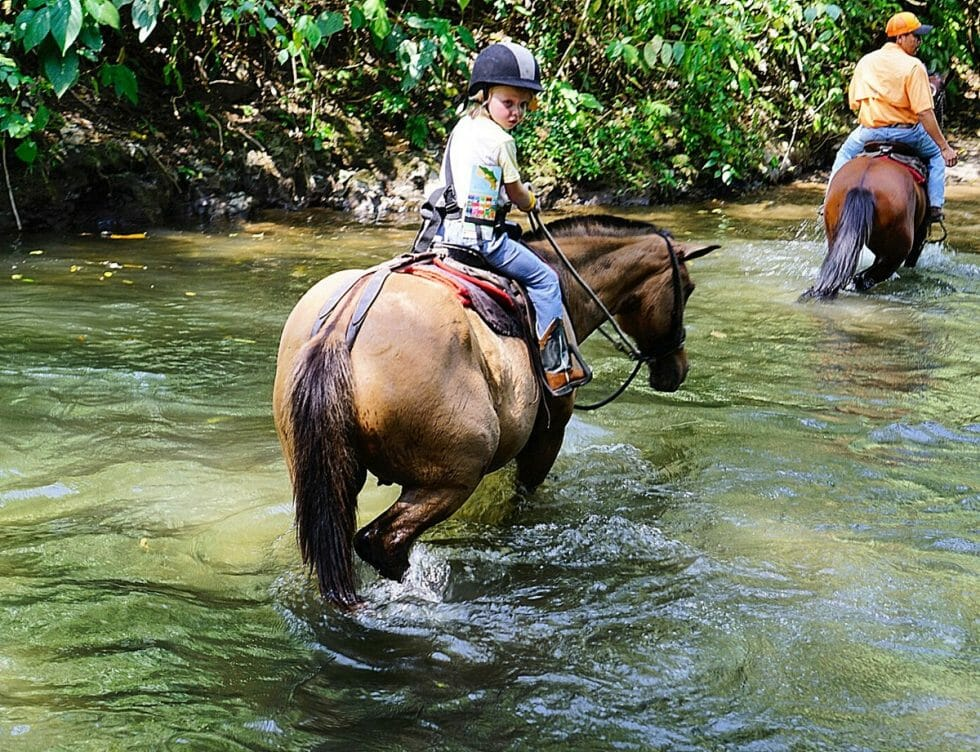 Top Arenal Activities in Costa Rica with kids