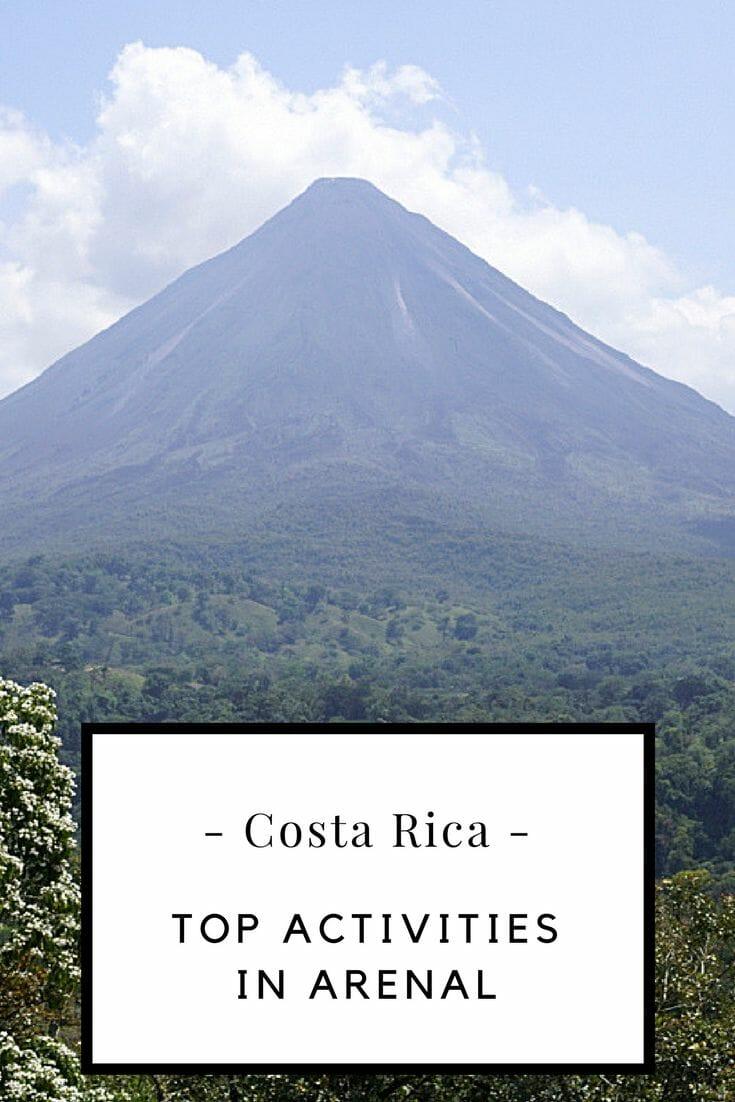 Top Family Activites in Arenal & La Fortuna in Costa Rica