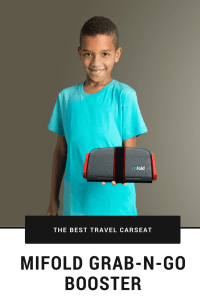 MiFold Travel Booster