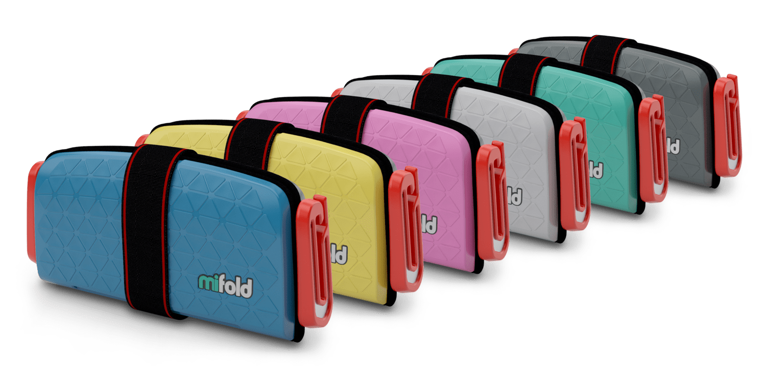 Review: Mifold Travel Carseat